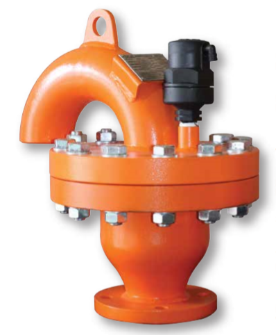 Slurry Air Release Vacuum Breaker Valves